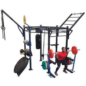 Body-Solid Hexagon Pro Training Rig (SR-HEXPRO)