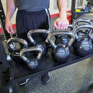 Hexagon Kettlebell Tray