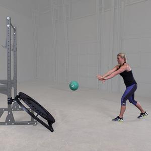 Ball Rebounder Attachment