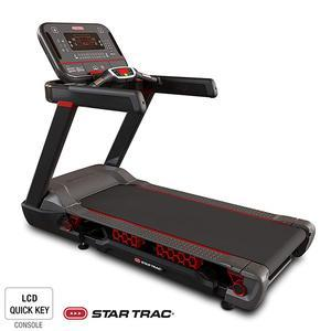 Star Trac 10 Series FreeRunner Treadmill with LCD Quick Key