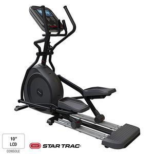 Star Trac 4 Series Cross Trainer with LCD (ST-4080-4CT-10IN-60BLK)