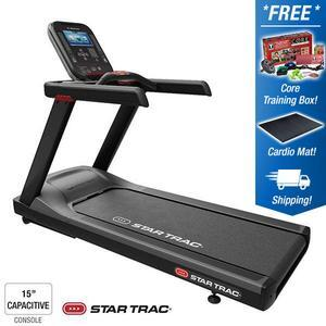 Star Trac 4 Series Treadmill with 15 inch Capacitive Touch