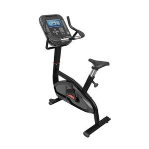 Star Trac 4 Series Upright Bike with LCD