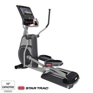 Star Trac 8 Series Cross Trainer with 15 inch Capacitive Touch
