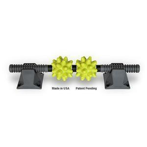 Rumble Roller Beastie Bar Massager with Attachable Stands