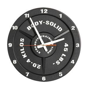 Body-Solid Tools Weight Plate Wall Clock