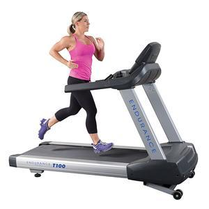 Endurance by Body-Solid T100 Commercial Treadmill (T100)