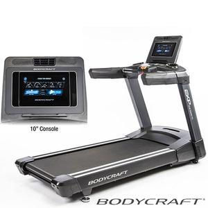BodyCraft T1000 Treadmill with 10inch Touchscreen