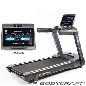 BodyCraft T1000 Treadmill with 16inch Touchscreen