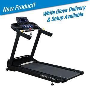 Endurance by Body-solid T150 Commercial Treadmill