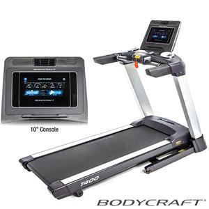 BodyCraft T400 Treadmill with 10inch Touchscreen