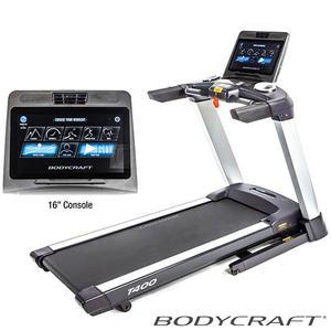 BodyCraft T400 Treadmill with 16inch Touchscreen