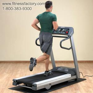 Endurance T6 Treadmill with HRC