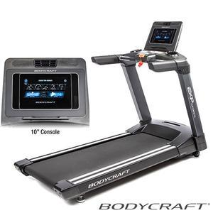 BodyCraft T800 Treadmill with 10inch Touchscreen