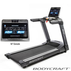 BodyCraft T800 Treadmill with 16inch Touchscreen