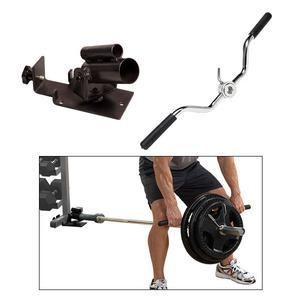 Knock-Out Upright Row Combo