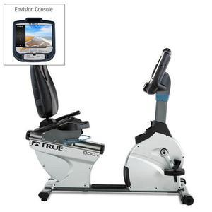 True C900 Recumbent Bike with Envision Console