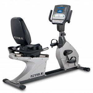 True CS800 Recumbent Bike - LCD Console
