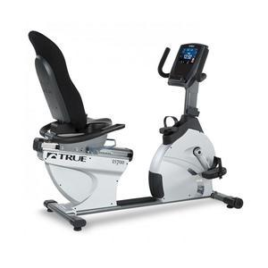 True ES700 Recumbent Bike - Emerge Console