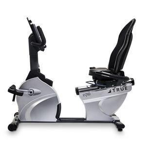True ES700 Recumbent Bike with Emerge