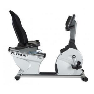 True ES900 Recumbent Bike with T9 Console