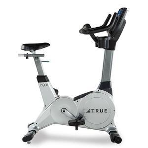 True ES900 Upright Bike with Emerge