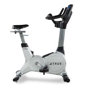 True ES900 Upright Bike with Transcend