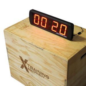 X Training USA Studio Wall Timer
