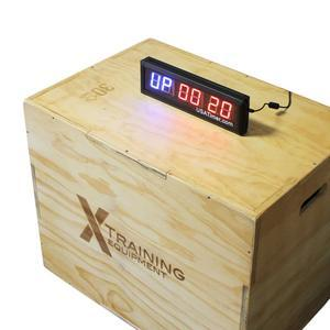 USA Timer Pro Garage Edition Wall Timer - Programmable Fitness Timer