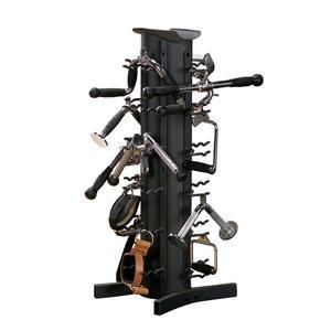 Body-Solid Vertical Accessory Rack Package