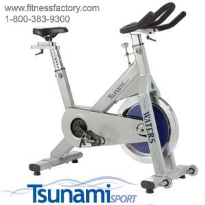 Waters Fitness Tsunami Sport Indoor Cycle