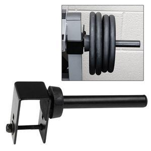 Dumbbell Rack Plate Horn Attachment