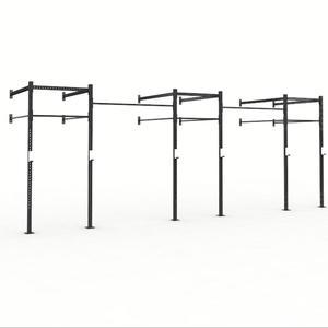 X Training Wall Mount 24' Pull Up Rig (XTE24FTWALLRIG)