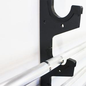 X Training 6 Bar Wall Mount Gun Rack
