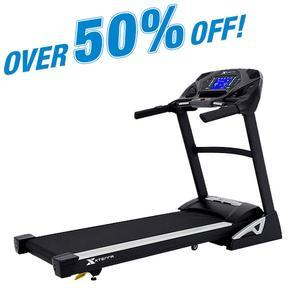 Xterra TR700 Folding Treadmill