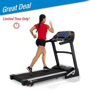 Xterra TR700 Folding Treadmill