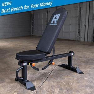 Rugged Flat Incline Bench (Y001)