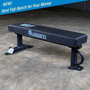 Rugged XL Flat Bench (Y041)
