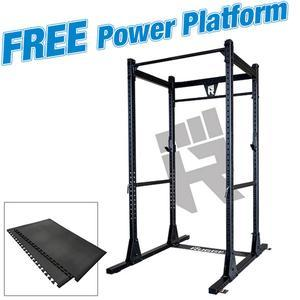 Rugged Power Rack with FREE Power Platform