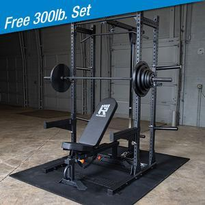 Garage gym packages weights racks fitness factory