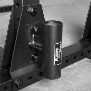 Rugged Upright Bar Holder