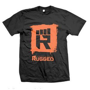 Rugged Shirt - Orange