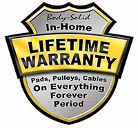 Body-Solid Lifetime Warranty
