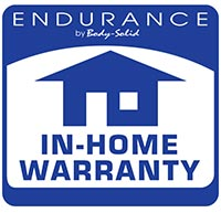 Endurance by Body-Solid Warranty