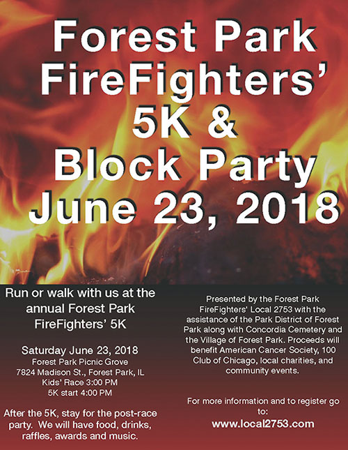 Fire Fighters 5K