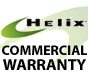 Helix Commercial Warranty