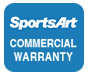 Sportsart Commercial Warranty