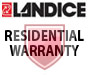 Landice Residential Warranty