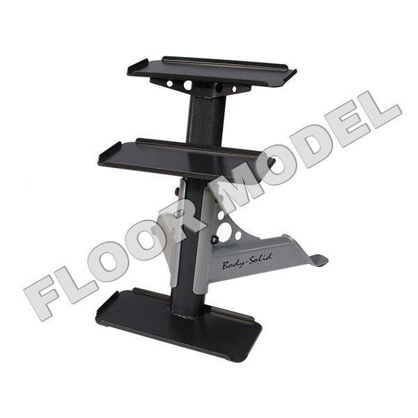 3 Tier Kettlebell Rack Gdkr50: Body-Solid GDKR50 3 Tier Kettlebell Rack Floor Model