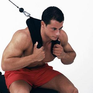 Body-Solid Ab Crunch Harness